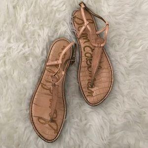 56437bf67 SAM EDELMAN Gigi Sandals Shoes Thongs
